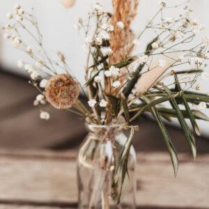 Olive Mini Vase