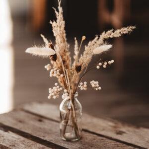 Pampas Mini Vase