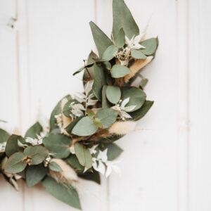 Eukalyptus Stickring XL